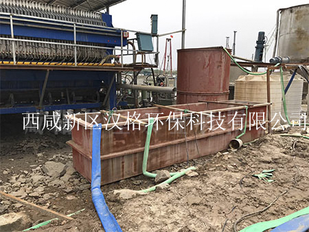 威尼斯官方网站压滤机打桩污泥客户使用案例