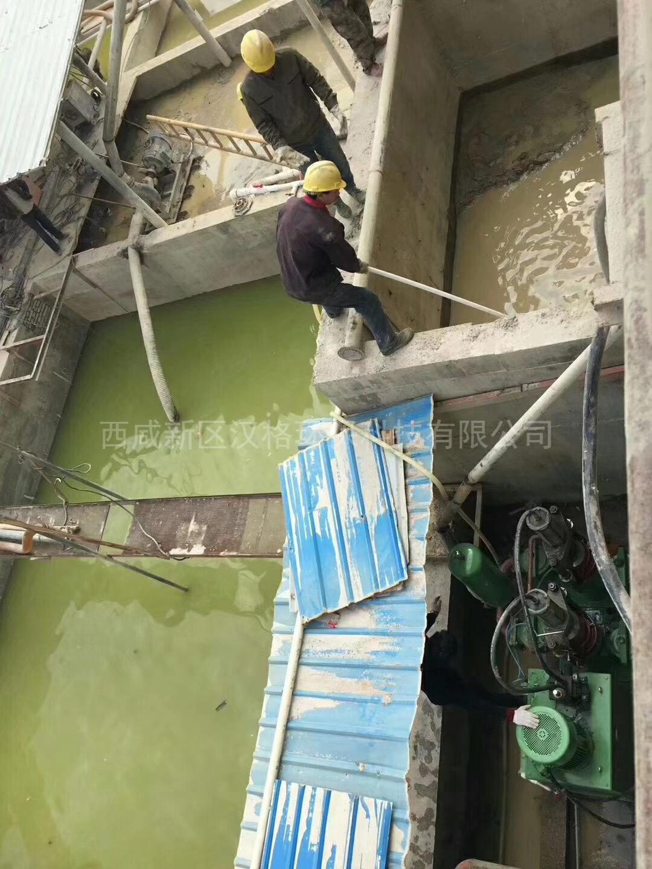 汉格环保压滤机尾矿污水处理客户案例